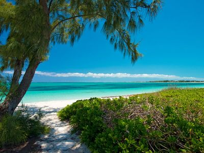 Photo for 6 bedroom villa in a fabulous location on Grace Bay Beach in Providenciales