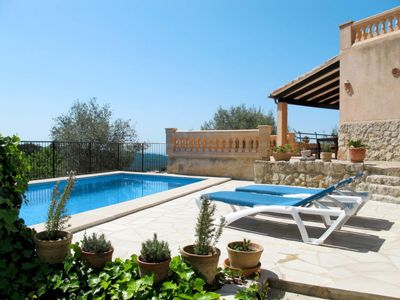 Photo for 3 bedroom Villa, sleeps 6 in Galilea with Pool and WiFi
