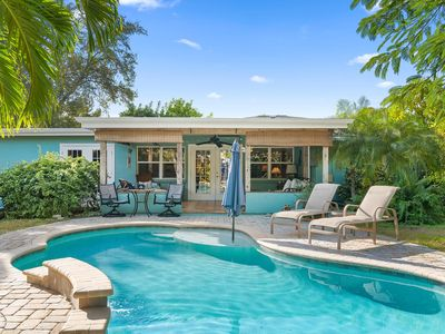 Photo for Charming updated 2 BR/ 2BA pool home waiting for your arrival! Sarasota 71