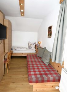 Photo for Single room with shower and toilet - Gästehaus Sonnenheim