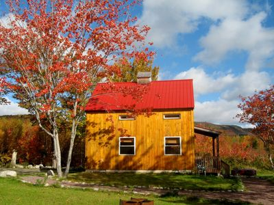 Photo for Rent the Red Chalet at Cabot Shores - We are on the Cabot Trail