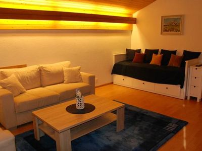 Photo for Wildhaus holiday apartment for 2 - 4 people with 1 bedroom - Apartment