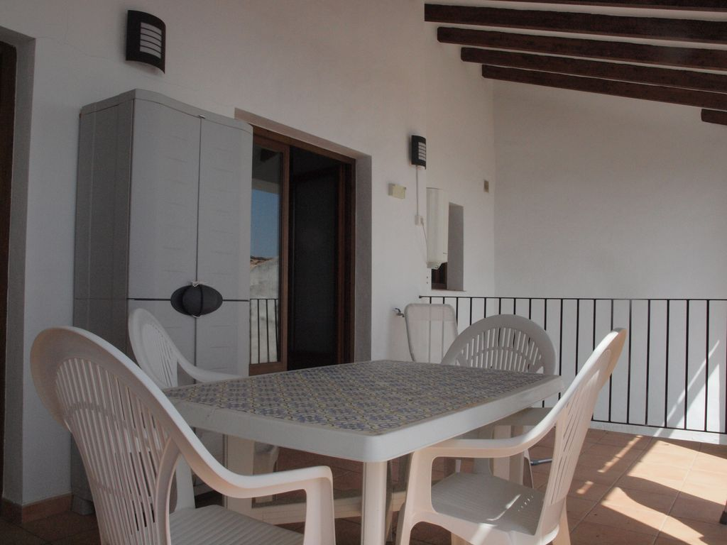 Property Image9 Penthouse Apartment In 200 Year Old Authentic Moorish Village Farm House