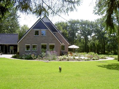 Photo for Rurally located holiday home in the beautiful natural surroundings of the Drenthe forest