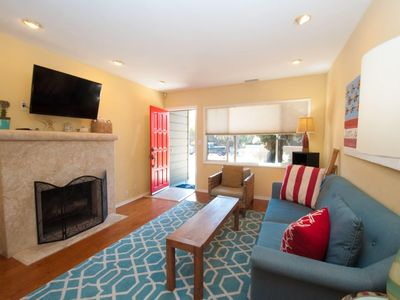 Photo for Casa La Jolla (summer only) - spacious, convenient and affordable, pet friendly with AC