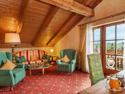 Photo for Family Suite (2 bedrooms) - Parkhotel am Soier See