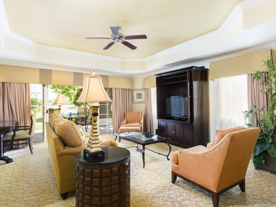 Photo for Luxury Condo in Fine Reunion - Relaxing Landscape Views Only Minutes to Disney!