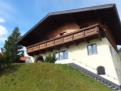 Photo for Charmingly renovated chalet, in a sunny location, with its own spa