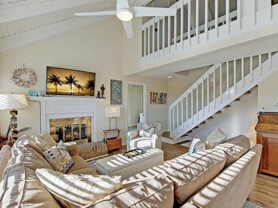 Photo for Updated Seabrook Villa on the Marsh - Near Resort Beach, Pool & Golf Course!