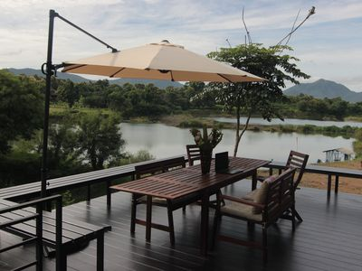 Photo for Peaceful Lake And Mountain View – Chiang Mai Mae On Hot Springs