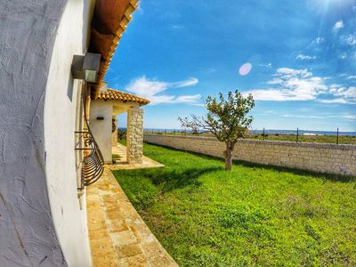 Photo for Gorgeous Villa on the seafront between Marzamemi and Portopalo