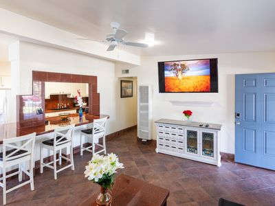 Photo for Dog-Friendly 4-Bd/3-Ba home near the beach and North Island
