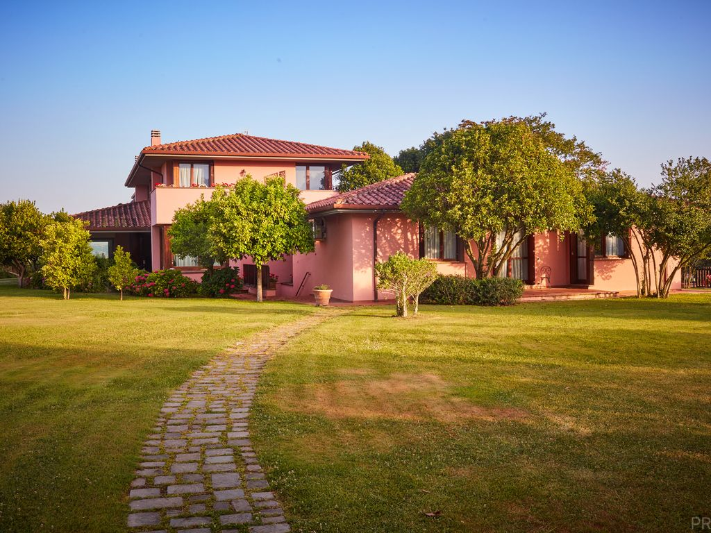 Luxury Rome Country Villa Pool & Gardens Meals