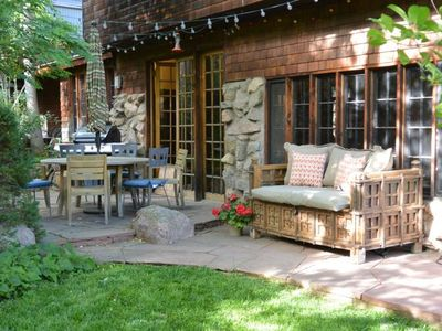 Photo for Stunning Stone Abode in Downtown Boulder - Walk to Pearl St, Chautauqua Park, CU
