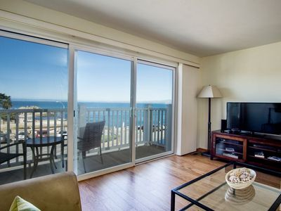 Photo for Lover's Point 1 - Pacific Grove Townhome - Oceanfront Lovers Point