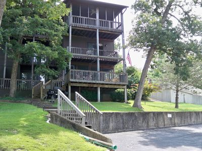 Photo for Great Getaway Lake Condo - 2 Bedroom 2.5 Bath Located next to the pool