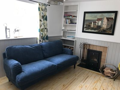 Cosy Lounge with comfy sofa