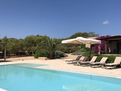 Photo for VILLA SURROUNDED BY NATURE OF FORMENTERA