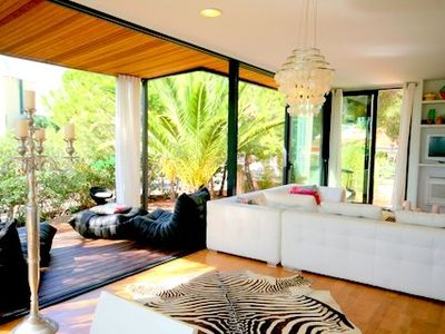 Photo for VILLA LARES, 150 meters from the beach,