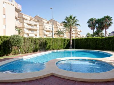 Photo for Apartment Residencial Daly  in Dénia, Costa Blanca - 4 persons, 2 bedrooms