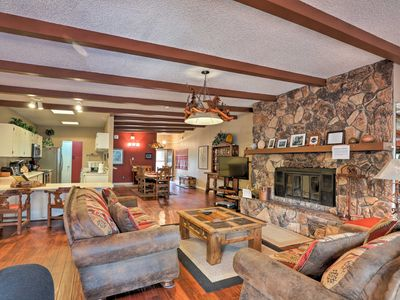 Photo for Rustic Alto Condo w/Easy Access to Skiing!