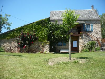 Photo for Typical independent house, quiet, in the north Aveyron