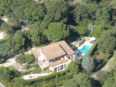 Photo for 5 Bedroom Private villa near St Tropez with pool sleeps 10