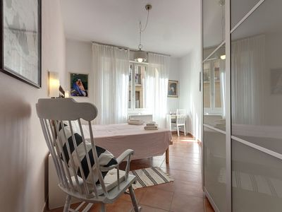 Photo for PONTE VECCHIO Apartment in the Tower Houses Street