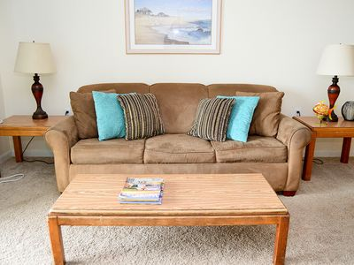 Photo for Affordable Oceanfront - Wi-Fi, Ocean Views & Sunrises! (52nd St. in OCMD)