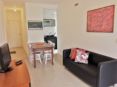 Photo for Relax in New Condo 100m from the beach