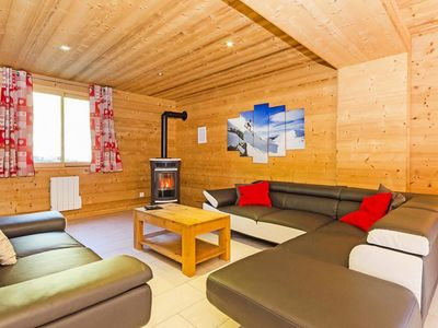 Photo for Chalet Ski Royal - 8 Rooms Chalet 14 People