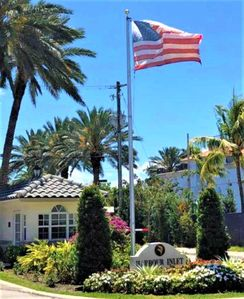 Entrance to Harbor Inlet means you have arrived at your great vacation destination.