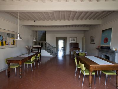 Photo for Suite with 2 rooms, in B&B of 1700, 5 km from Pisa