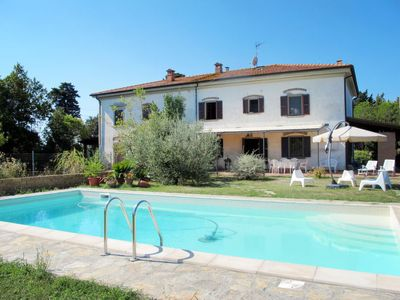 Photo for Vacation home Le Tamerici (ORC160) in Orciano Pisano - 6 persons, 3 bedrooms