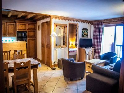 Photo for Apartment Tignes, 3 bedrooms, 8 persons