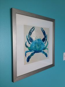 You won't be crabby staying in this gorgeous place!