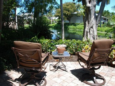 Photo for BRAND NEW LISTING! WALKABLE, IN THE HEART OF OLD NAPLES W/ RARE PRIVATE PATIO