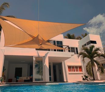 Photo for Blue Soul!  Modern beach house, newly remodeled and furnished.