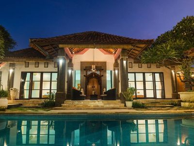 Photo for Nusa Dua,7 BDR,White Sandy Beaches, Super Location