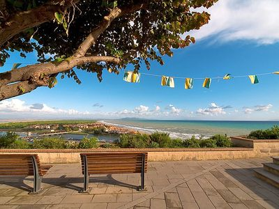 Photo for Apartment in the center of Castiglione della Pescaia with Internet, Washing machine, Terrace (118341)