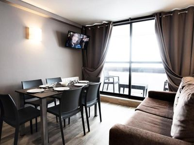 Photo for Les Menuires **** - 2 Rooms 6 People