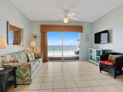 Photo for Stunning Upgraded 1 Br / 1 Bath Gulf Front, Sugar Sands TWA 605