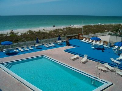Photo for Your Beach Front Home Away from Home, 3 BR's Condo   **  NO SMOKING NO PETS **