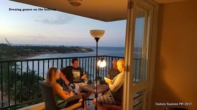 Games on the balcony 2017