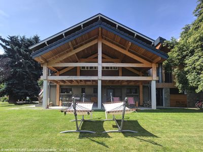 Photo for Big House Chalet with garden and covered terraces