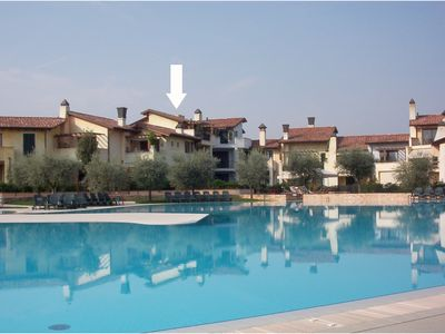 Photo for MONOPOLI apartment between Sirmione and Peschiera D / Garda