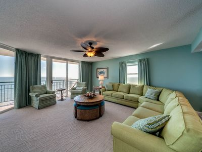 Photo for Luxurious, Oceanfront 5BR/4BA Penthouse in Windy Hill