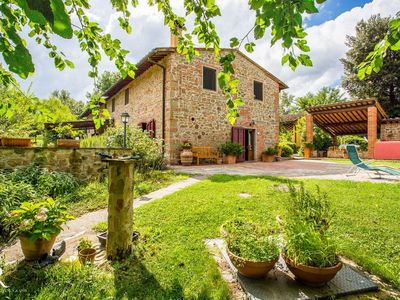 Photo for Holiday apartment Figline Valdarno for 1 - 4 persons - Farmhouse
