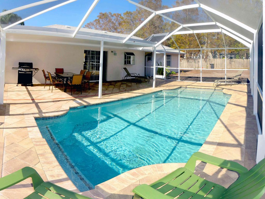 Pet Friendly Pool Home On Quiet Cul De Sac Homeaway