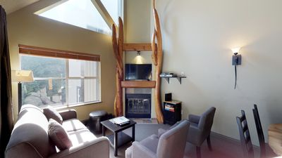 Photo for Cozy 2BDR + Loft | With Fireplace | Close to Lifts and Restaurants